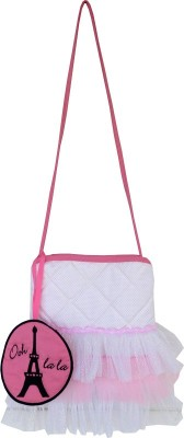 Little Pipal Paris Cross Body Tutu Sling Bag