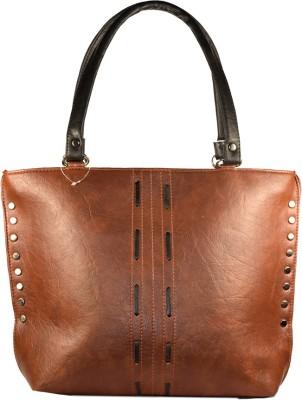 Aahaan Leather Look Waterproof Shoulder Bag