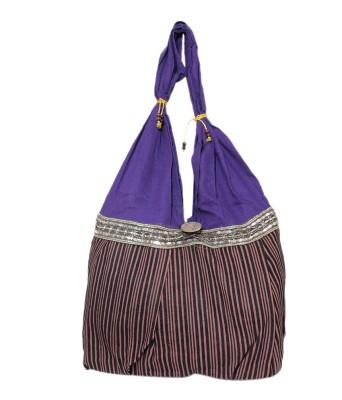 HR Handicrafts School Bag(Multicolor, 1 L)