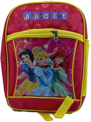 indidecor Barbie Pink School Bag