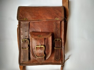 Leatherbag School Bag