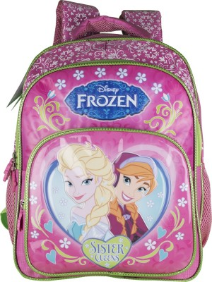 Frozen Waterproof School Bag