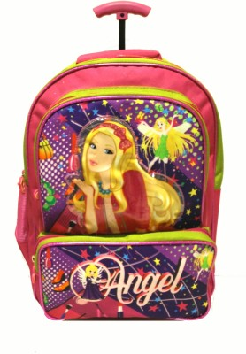 Beauty School Bag RI-Angel-Green Waterproof School Bag