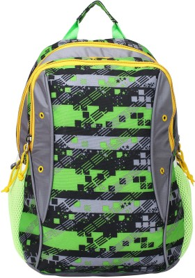 President YOLO GREEN 15 L Backpack