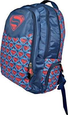 Simba Batman Vs Superman School Bag