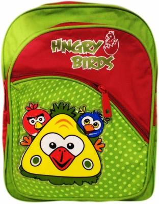 Digital Bazar Cartoon Angry birds backpack Waterproof School Bag