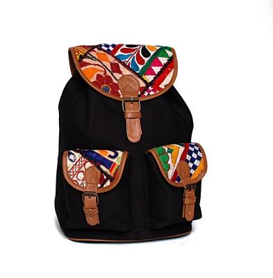 Shaun Design Canvas Bag Backpack