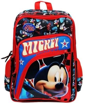 Mickey & Friends Mesh Waterproof School Bag