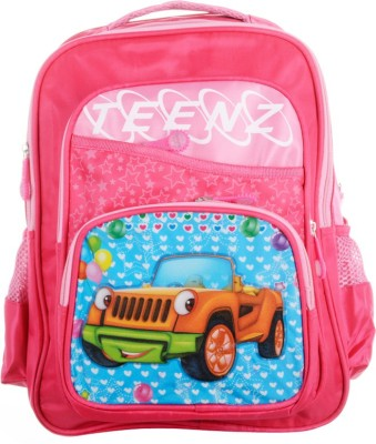 Moladz Jeep Waterproof School Bag
