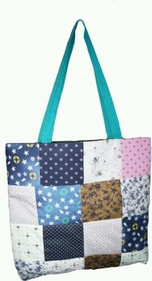 HR Handicrafts Waterproof School Bag(Multicolor, 2 L)