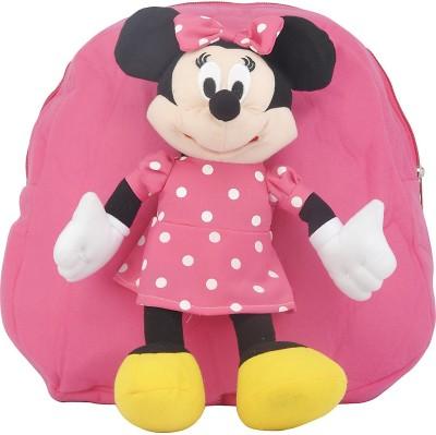 Priya Exports Minnie School Bag
