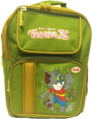 Riddi Impex Super Star Tomx Waterproof School Bag