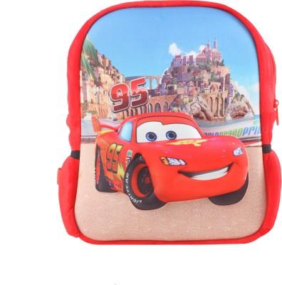 Bazaar Pirates Kids Funky Car School Bag