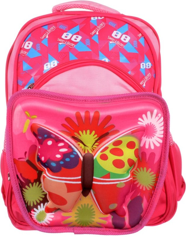 Moladz Honey Bee School Bag