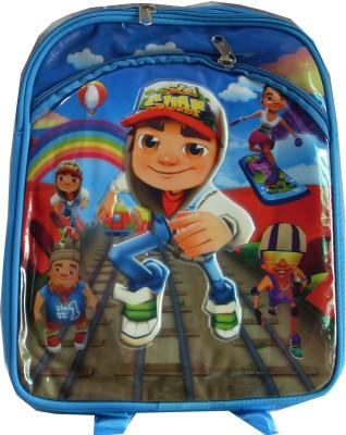 AYAANGLOBALMART School Bag(Multicolor, 15 inch)