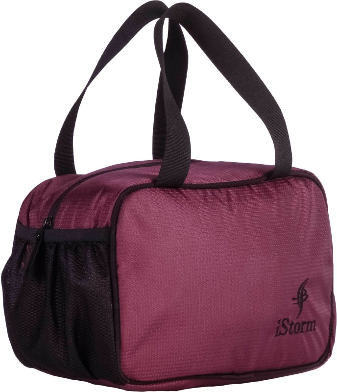 Istorm Waterproof Lunch Bag(Purple, 6 inch)