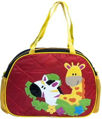 Lill Pumpkins Waterproof Multipurpose Bag(Red, 15 inch)