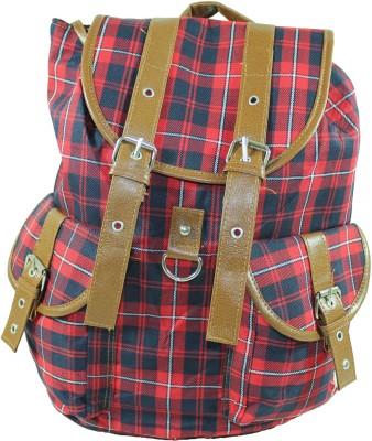The Blue Pink Aristocrate Series Waterproof School Bag