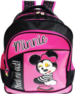 Disney MinnieCheck me Out School Bag
