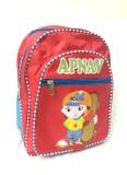 Apnav Waterproof Backpack (Red, 13 inch)