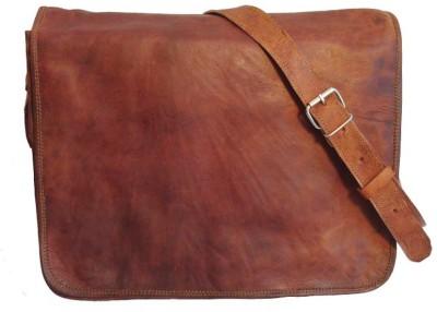 Hide 1858 15 inch Laptop Messenger Bag