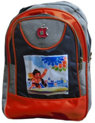 Apple Backpack(RED, 17 inch) School Bag