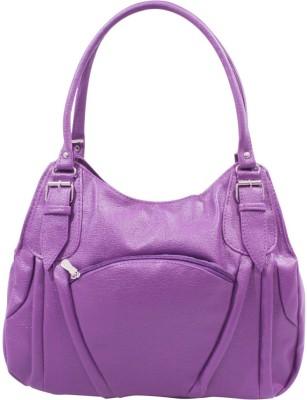 Imagine Products Waterproof Shoulder Bag(Purple, 7 inch)