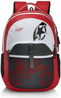 Skybags Raider 01 red 32 L Backpack
