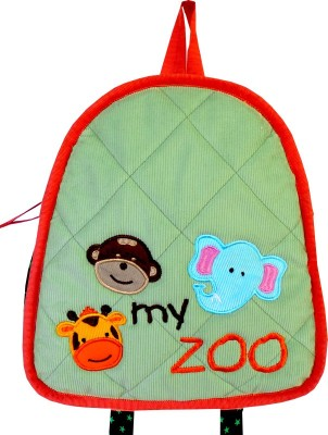 Little Pipal My Zoo Toddler Backpack Backpack