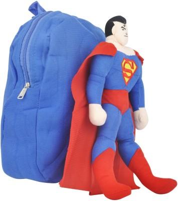 Priya Exports Superman School Bag