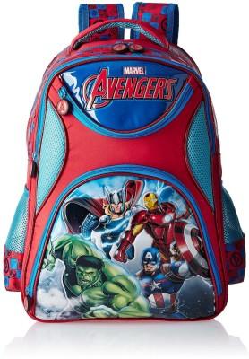 Avengers Waterproof School Bag