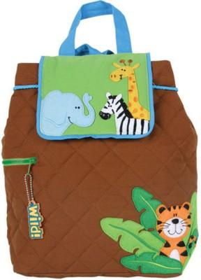 Stephen Joseph Zoo Waterproof Backpack