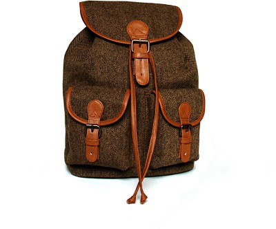 Shaun Design Woolen Bag Backpack