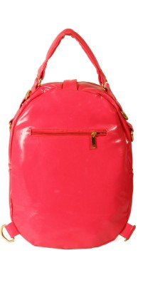 India Unltd Magenta Back Pack School Bag