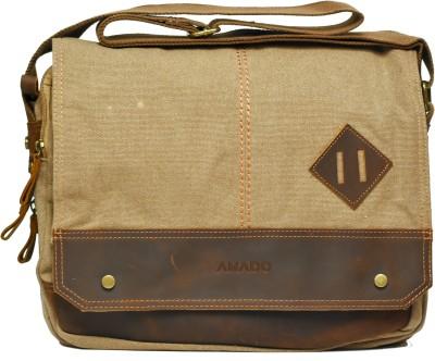 Amado Canvas Bag Messenger Bag