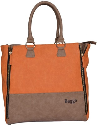 Baggo School Bag(Tan, 16 inch)