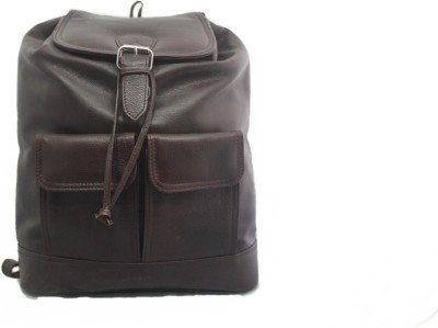 tarana leather art Backpack