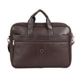 Sapphire Messenger Bag (Brown)