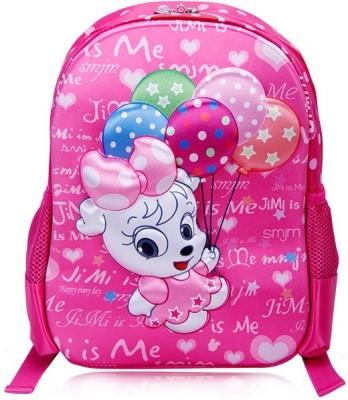 T-Bags Katty With Balloon Waterproof School Bag