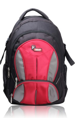 F Gear Cheerio 29 L Backpack(Black, Red)