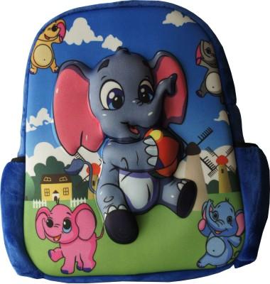 Gifts & Arts 3D Bags School Bag