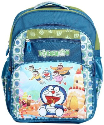 Finger's Doraemon Boy's School Bag