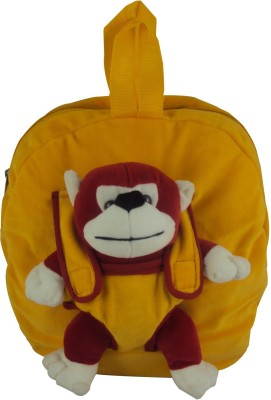 Sisamor Monkey Kids School Bag
