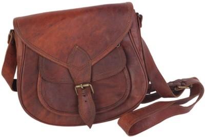 vintage art and crafts School Bag