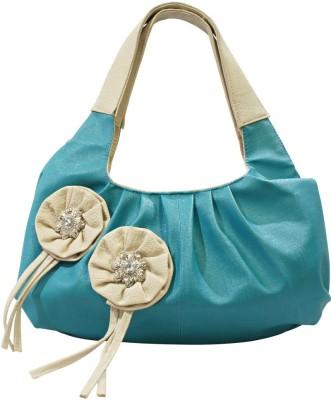 Imagine Products Waterproof Shoulder Bag(Sky -Blue, 4 inch)