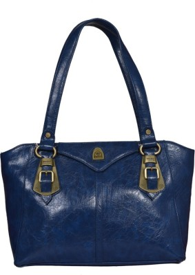 Baggo Shoulder Bag(Blue, 12 inch)