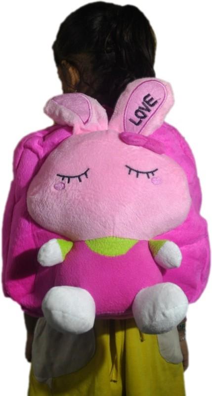 Mantra School Bag(Pink, 5 L)