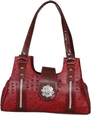 arlo School Bag(Red, 7)