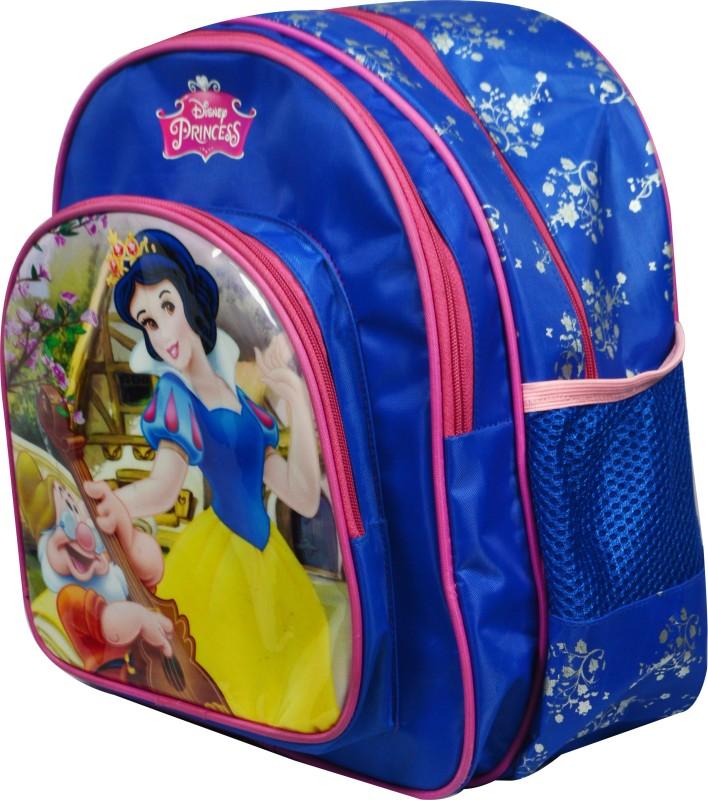 Disney School Bag(Blue, 14 inch)