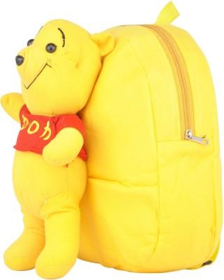 Priya Exports Winnie The Pooh School Bag